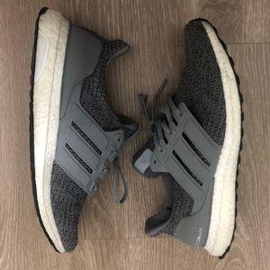 Adidas Ultraboost Dark Grey